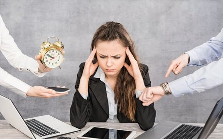 Stressed Out? 6 Tips to Help Manage Being a Lawyer