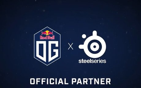 OG announces partnership with SteelSeries