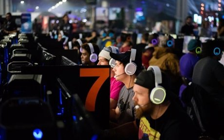 Massive esports festival brings thousands of global gamers to Atlanta over weekend