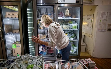 Battling food insecurity - The Martha's Vineyard Times
