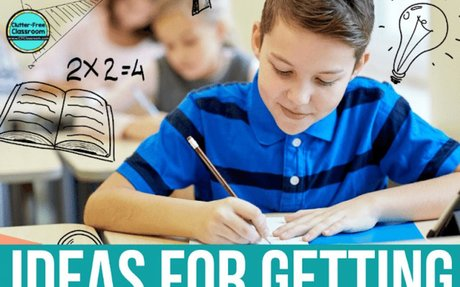 Ideas to Get Students Writing in Math