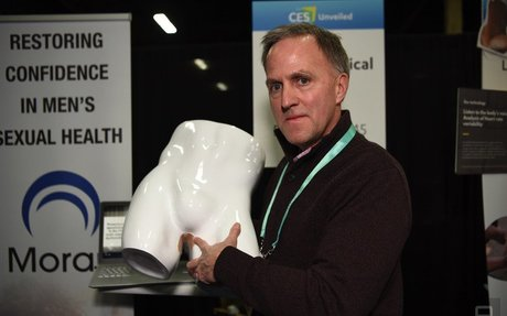 The guy at CES who just wants to talk premature ejaculation