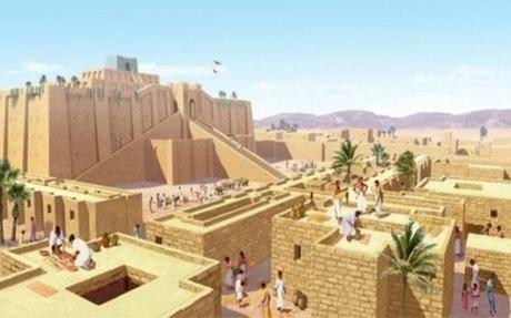 Mesopotamia 5 Traits of Civilization