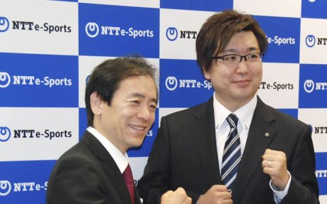 Four NTT group companies and two others to set up Japanese esports firm   The Japan Times