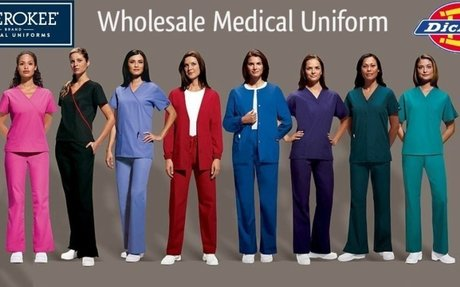 Why Consider Medical Uniforms For Professionals?