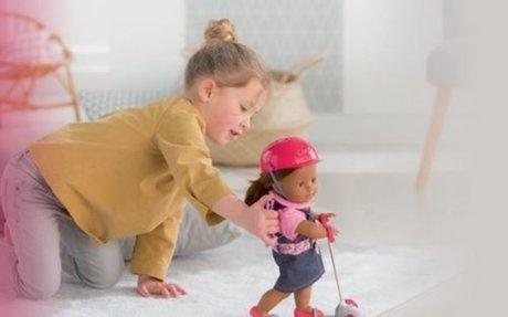Les accessoires pour poupée