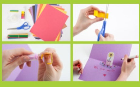 Build A Box Pop-Up Card