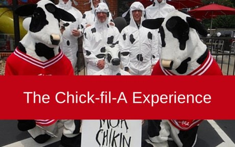 How Chick-fil-A Creates a Memorable Experience and Grows Revenue by 13% Annually