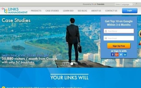 Sign up and get $50 for boosting rankings! How Nimrodflores.com got 183% of traffic increa