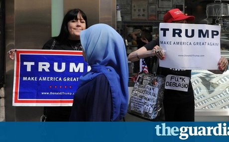 Donald Trump has made it clear: in his America, Muslim citizens don't exist | Moustafa Bay