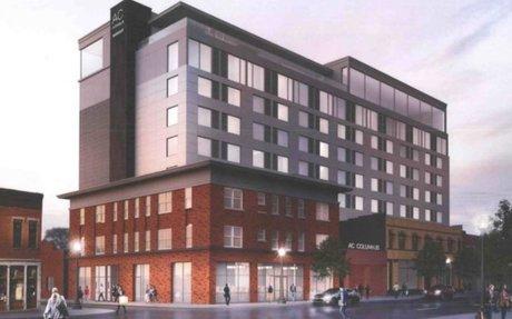 Columbus: Eight story AC Hotel near North Market gets green light