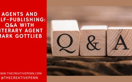 Agents and Self-Publishing: Q&A With Literary Agent Mark Gottlieb