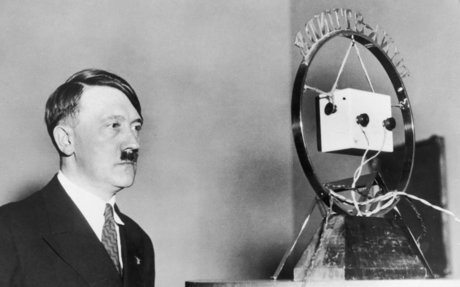 3. Adolf Hitler appointed Chancellor of Germany