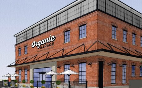 Organic Garage Continues Grocery Expansion