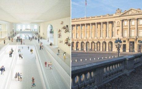 Le Grand Palais et l'hôtel de la Marine : deux paris monumentaux