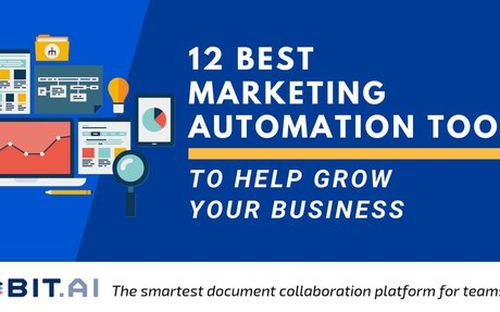 12 Best Marketing Automation Tools to Help Grow Your Business - Bit Blog