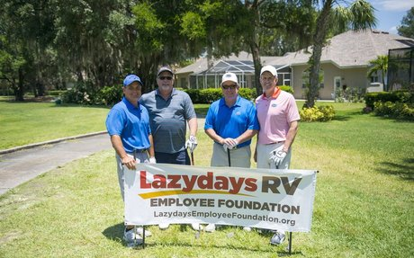 Lazydays Employee Foundation | Charitable Foundation for At-Risk Youth