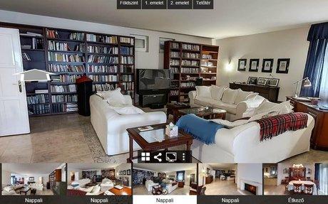 Eladó ház, 1029 Budapest, 2 ker. Rigó utca környéke - OTP Ingatlanpont