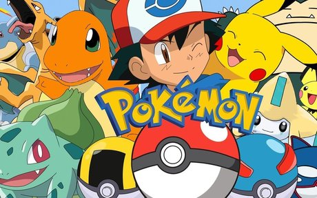 Pokemon es un tv show