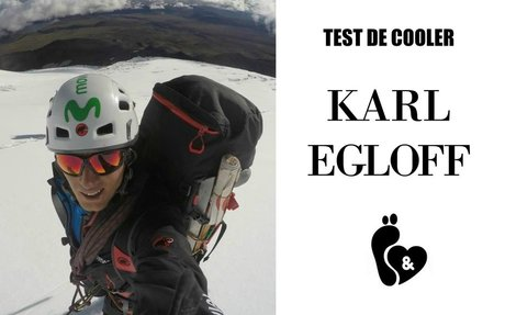 Test de Cooler: Karl Egloff - RAW PERU