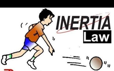 Law of Inertia - For Kids Class 6, Class 7,Class 8, Grade 6, Grade 7