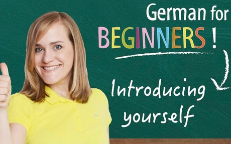 German Lesson (2) - How to Introduce Yourself in German - A1