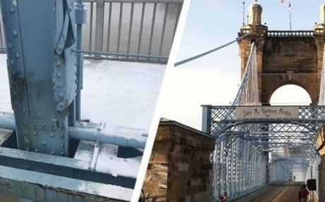 Cincinnati: Roebling Bridge slated to reopen May 1, Covington city leaders say