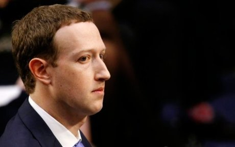 Zuckerberg claims no knowledge of Palantir's involvement with the Facebook, Cambridge Anal
