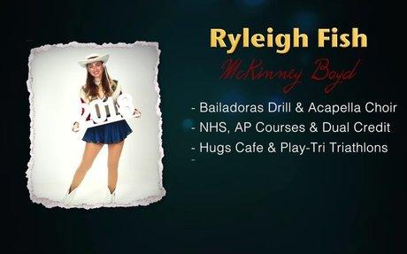 Scholar Artist of the Week - Ryleigh Fish