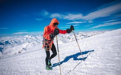 Karl Egloff y Vitaly Shkel protagonistas del SkyMarathon® - Mt Elbrus