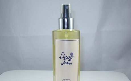 Lush Dear John Cologne Spray Review – Musings of a Muse