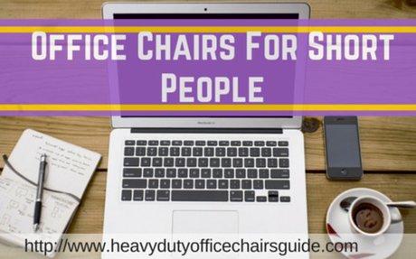 super popular 10284 e7671 Best Ergonomic Office Chairs For Short People | elink