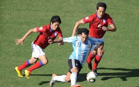 Soccer Training Info - A Few Quick Soccer Training Tips