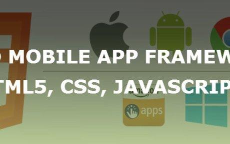 10 Best Hybrid Mobile App UI Frameworks: HTML5, CSS and JS