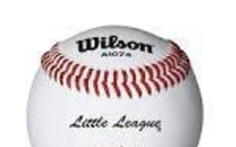 I play travel baseball.