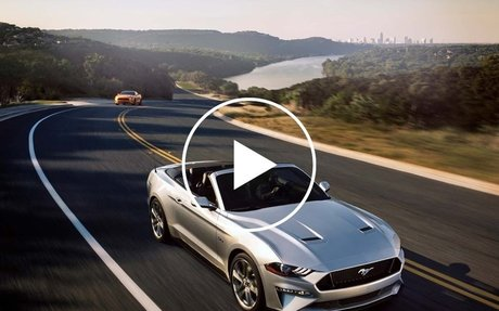 Ford Mustang Is The Best Selling Sports Car In The World