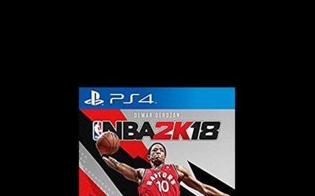 NBA 2K18 Standard Edition Ps4: playstation_4: Computer and Video Games - Amazon.ca