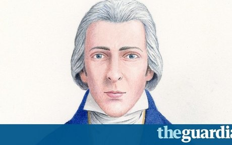 Portrait of 'real' Mr Darcy unlikely to set 21st century hearts aflutter