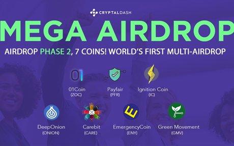 AirDrop | CryptalDash