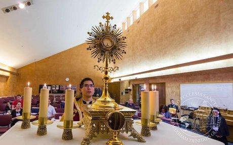 All Saints Day Mass & Adoration