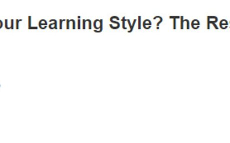 Visual learning - Wikipedia