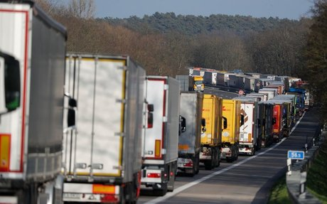 The Biggest Chokepoint in the Global Food Supply Chain Is Trucks