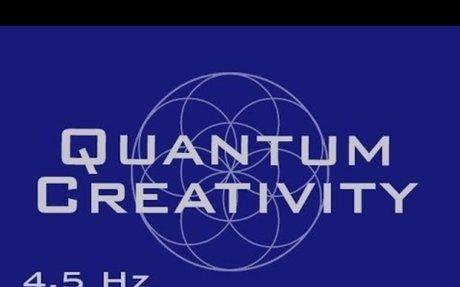 Quantum Creativity Meditation Music - Intuitive Imagery, Memory Recall - Theta Binaural Be