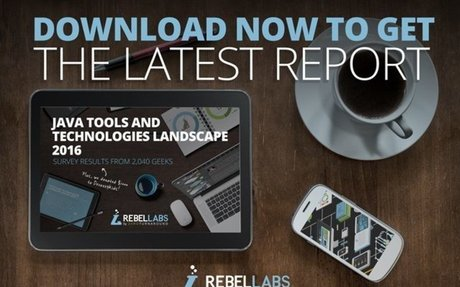 Java Tools and Technologies Landscape Report 2016 | zeroturnaround.com
