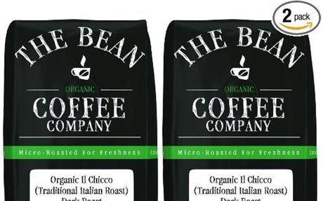 The Bean Coffee Company Organic Il Chicco Coffee