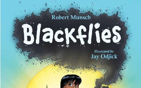 First Nations artist Jay Odjick illustrates new Robert Munsch release