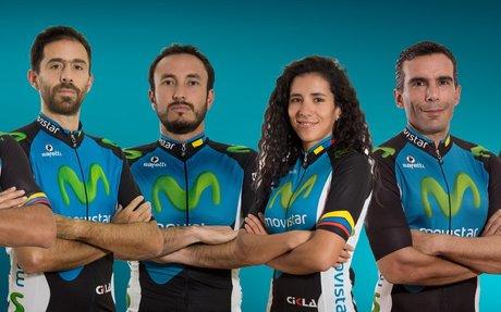 El Movistar Aventura Team 2016 listo para seguir haciendo historia  de Sala de Prensa