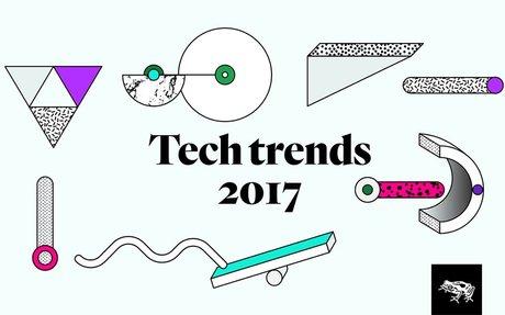 Tech Trends 2017 . Frog Design