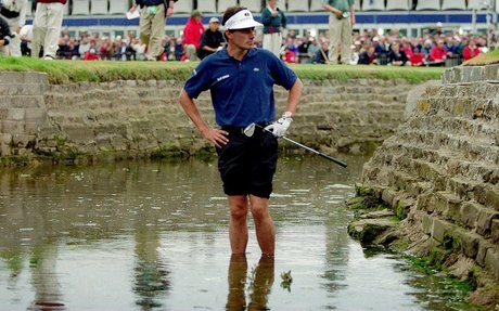 AN ORAL HISTORY OF THE 72ND HOLE AT CARNOUSTIE IN '99