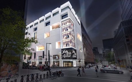 HBC Halts Downtown Montreal Bay Reno andSaks Fifth Avenue Flagship: Report